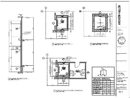 De anza science center for Dumbwaiter design plans